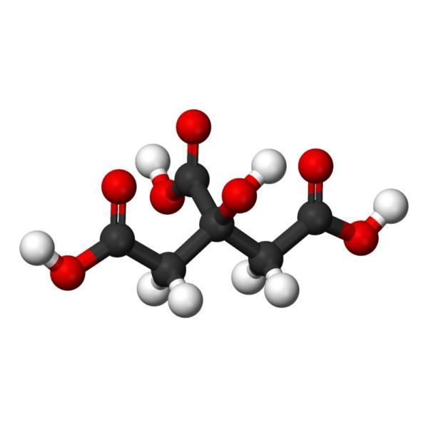 Acide citrique monohydrat qualit alimentaire e 330 - Acide citrique poudre ...