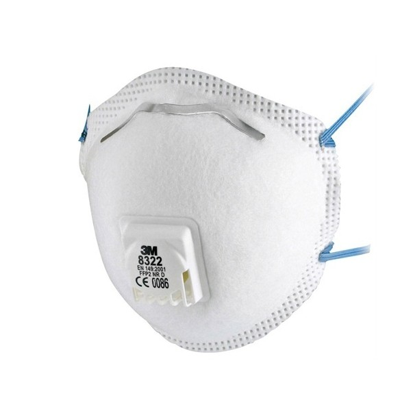 masque respiratoire de protection ffp2