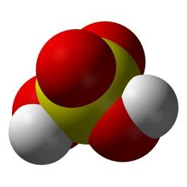 Acide sulfurique pour analyse (H2SO4) min. 95%