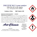 Toluène pour analyse (C7H8) min. 99,5%
