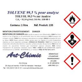 Toluène - pour analyse ( C7H8 ) min. 99,5%