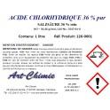 Acide chlorhydrique pur (HCl) min. 36%