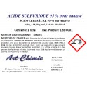 Acide sulfurique pour analyse (H2SO4) min. 95%