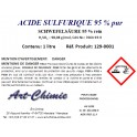 Acide sulfurique pur (H2SO4) min. 95%