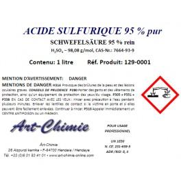 Acide sulfurique - pur (H2SO4) min. 95%
