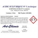 Acide sulfurique technique (H2SO4) min. 95 %
