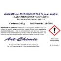 Iodure de potassium pour analyse (KI) min. 99,8 %