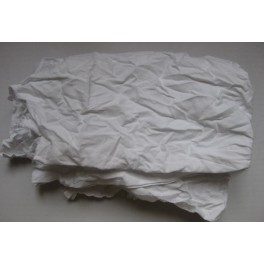 Tissu de coton pour le nettoyage